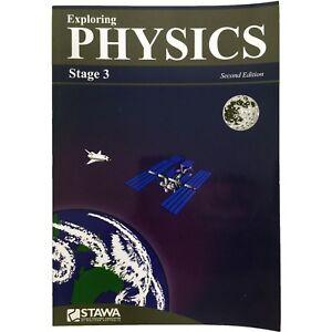 Exploring Physics Stage 3, 2nd Edition by Stawa (Hardback, 2011)