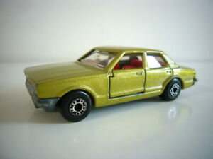 Matchbox Superfast: Ford Cortina MkIV, excellent condition, made in England