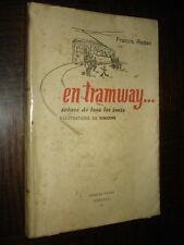 EN TRAMWAY... - Scènes de tous les jours - F. Redan - Ill. Simons - Lille Nord b