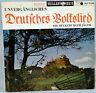 DIE BÜCKEBURGER JÄGER Unvergängliches Deutsches Volkslied, Vinyl LP