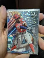 2018 Bowman Platinum Victor Robles RC Rookie (10x) Card Lot Ice Refractor...