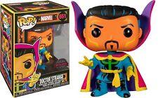 Doctor Strange Funko Pop 651 Black Light Figure 9cm Special Edition Marvel