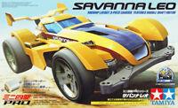 Tamiya 18623 Mini 4WD Savanna Leo (MS Chassis) 1/32