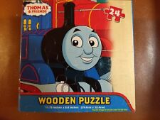 Thomas & Friends Cardinal Wood Puzzle 24 pc Complete with all picees