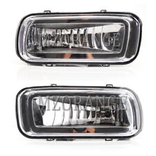 Pair Fog Light With Bulb For Ford F-150  2004 2005 2006 Front Lamp Left & Right
