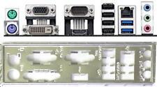 ATX panneau I/O shield Asus am1i-a #760 Io nouveau OVP Backplate bracket NEW am1
