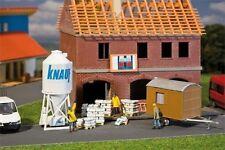 180601 Faller HO Set deposito gesso silos e accessori 1:87