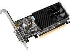 GIGABYTE GeForce GT 1030 Low Profile 2GB, GV-N1030D5-2GL