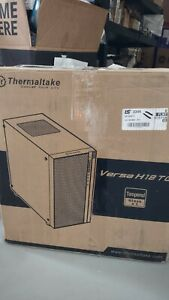 [Used- small dent at psu area]THERMALTAKE CA-1J4-00S1WN-01 Versa H18 TG