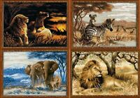 RIOLIS - Wild Animals - Counted Cross Stitch Kits