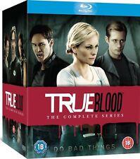 TRUE BLOOD 1-7 (2008-2014): The COMPLETE TV Vampire Season Series NEW BLU-RAY UK