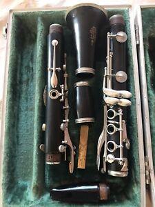 Vintage Boosey Hawkes Clarinet in Hardcase