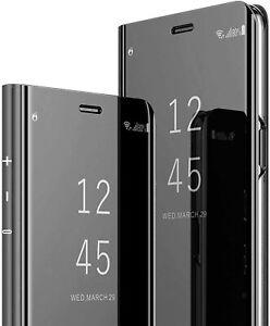 Coque Rabat Clear View Housse Pour iPhone 12 Mini Pro Max11/6/7/8/Plus/XS/XR/SE