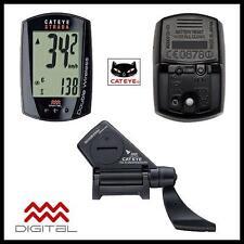 CATEYE Strada Double Digital Wireless Speed & Cadence CC-RD410DW Bike Computer