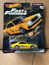 HOT WHEELS PREMIUM DIECAST - Fast & Furious - Nissan Skyline (C210) - 2/5