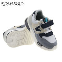 Kids Boys Girls Sports Running Shoes Casual Breathable Mesh Tennis Sneaker