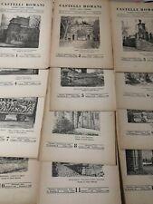 CASTELLI ROMANI Vicende - Uomini - Folklore RACCOLTA COMPLETA 1966 (12 numeri)