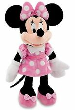 """Disney Authentic Minnie Mouse 19"""" inch Plush Pink Doll Toy ~ Nwts ~ Ships Fast"""