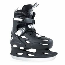 Rollers en ligne hockeys noirs