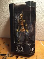 2002 American McGee's OZ Straw Golem Scarecrow ACTION FIGURE NEW