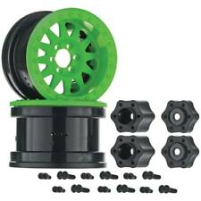 Axial 2.2  Method Beadlock Wheel IFD Green (2) AX31363