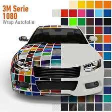 (21,05€/m²) 3M 1080 Car Wrap Autofolie Glanz & Matt 152cm x Laufmeter