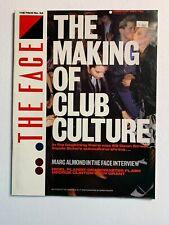 THE FACE Magazine February 1983 - Marc Almond, Nigel Planer