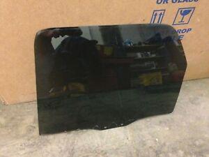 2001 mazda tribute door window glass ( driver rear ) 2001-2006 ford escape