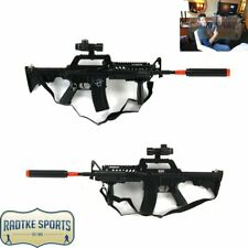 Jon Bernthal Signed Marvel Punisher Airsoft Assault Rifle With Punisher Skull In