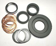 0.1mm, 0.25mm 5mm, 10mm, Extension Spacer Shim for C-mount Lens Ø25mm (1-10 pcs)