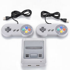 Super NES Classic Mini Edition Entertainment Console HDMI Out Nintendo Games RS