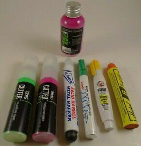 Paint Marker Lot Of Grog Dalo Dykem Texpen Markal Paint Stik Graffiti