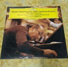 MOZART: KLAVIERKONZERTE - PIANO CONCERTOS NR. 20&21 Lp 33 GIRI MUSICA CLASSICA