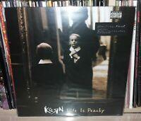 KORN - LIFE IS PEACHY - MOV - MUSIC ON VINYL - LP
