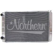 209627 Northern 2-Row Aluminum Race Pro Radiator Ford Mopar 31 x 19 Double Pass
