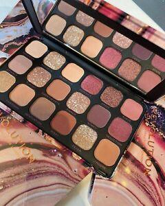 Makeup Revolution Eyeshadow Palette Forever Flawless ALLURE Matte ShimmerGlitter
