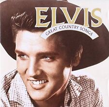 Great Country Songs [CD] Elvis Presley