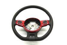 OEM Volkswagen Beetle Red Steering Wheel w/ Triptronic Shift 5C0-419-091-AN-Y3D