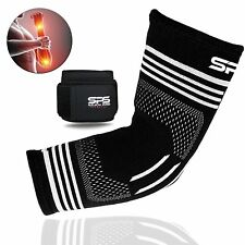 Compression Support Brace Elbow Sleeve Adjustable Wrist Supports Workout Medium