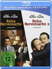 Blu-ray REINE NERVENSACHE 1 + 2 (Doppelset)# Robert de Niro, Billy Crystal ++NEU