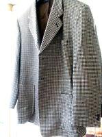 Rene Lezard Excess Business Herren Sakko Jacket  Reine Schurwolle Gr 50 52