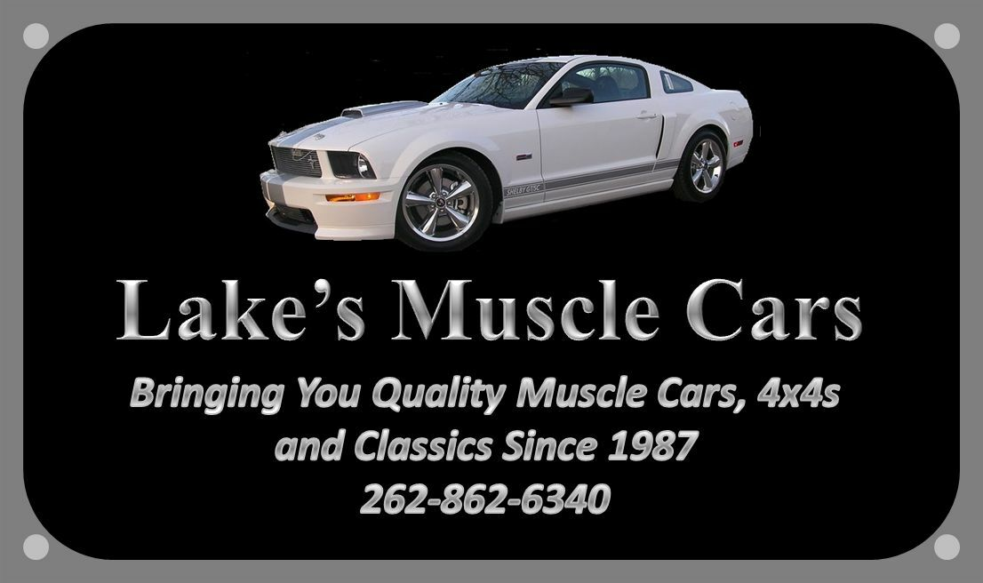 lakesmusclecars