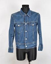 Levis Jeans 70901 Men Denim Jacket Size: M, Genuine