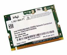 Intel C88498-006 WLAN Mini PCI Card Intel WM3B2200BG WiFi 54Mbps 802.11bg
