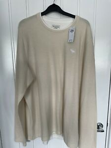 BNWT Abercrombie and Fitch Long sleeved T-shirt top