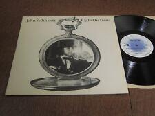 John Volinkaty  Right On Time  Private  MINN,.1976 Folk  PSYCH  NM / NM   G8