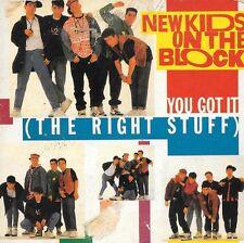 NEW KIDS ON THE BLOCK (NKOTB) - You got it (the right stuff)
