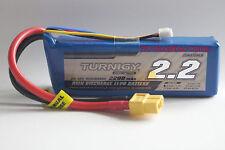 Turnigy Lipo Akku Pack 2200mAh 20C 3S / 11,1V für Align T-Rex 450 / DJI / Blade