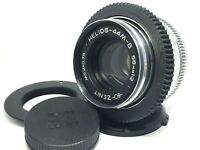 HELIOS 44m-6 58mm f/2 Lens Canon EOS EF Mount 6D 7D 5D MARK II III IV