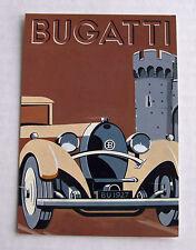 BUGATTI 1927  - POSTCARD